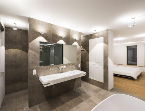 Iluminación en cuartos de  Baño